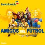 Ofertas de Bancolombia, Amigos del futbol