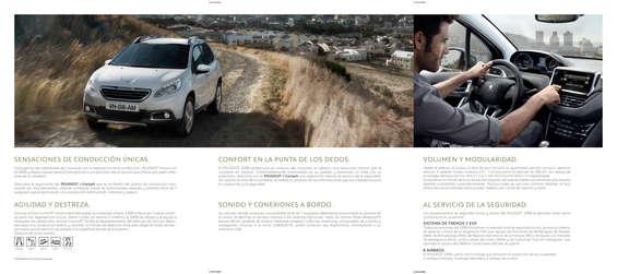 Ofertas de Peugeot, Nuevo Peugeot 2008