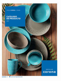 Catálogo de Producto 2017 - Vajillas Hogar