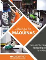 Ofertas de Madecentro, Maquinaria