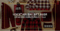 Levi's Holiday Gift Guide - Hombre