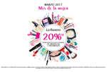 Ofertas de La Riviera, Marzo 2017 - Mes de la mujer