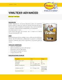 Viniltex Advanced