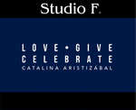 Ofertas de Studio F, Love, Give, Celebrate - Catalina Aristizábal