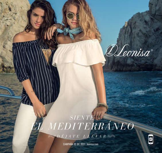 Ofertas de Leonisa, Siente el Mediterráneo - Campaña 02 2017