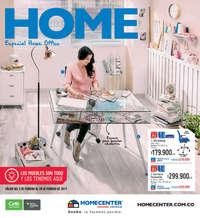 Catálogo Muebles - Home