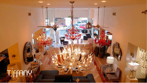 Ofertas de Lámparas Tiffany, Lámparas colgantes