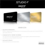 Ofertas de Studio F, Ten card