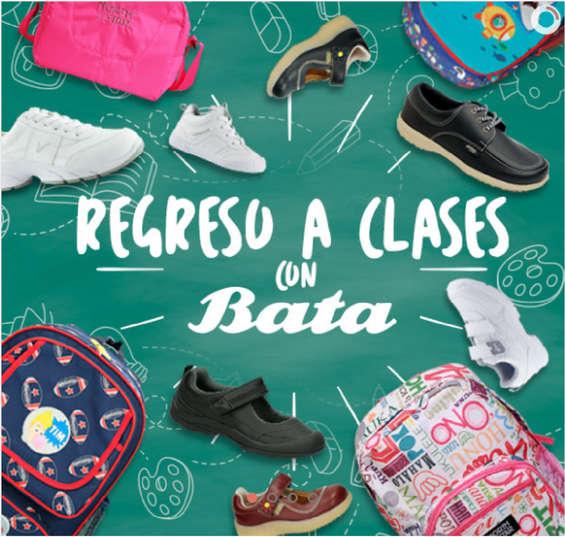 Ofertas de Bata, Regreso a clases con Bata