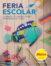 Feria Escolar - Cuando lo tienen todo aprenden de todo