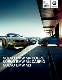 BMW M3, M4 COUPÉ, M4 CABRIO