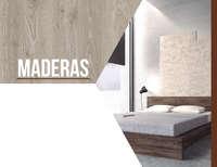 Catálogo Maderas