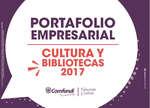 Ofertas de Supermercados Comfandi, Portafolio empresarial - Cultura y bibliotecas 2017