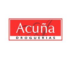 Catálogos de <span>Droguer&iacute;as Acu&ntilde;a</span>