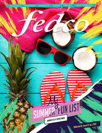 Catálogo - My Summer Fun List