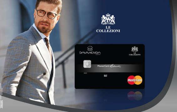 Ofertas de Le Collezioni, Tarjeta de Crédito Le Collezioni