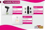 Ofertas de Claro, Catálogo Claro soluciones fijas