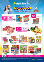 Ofertas de Supermercados Colsubsidio, Madrugón 1 de Julio