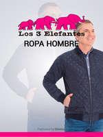 Ofertas de Los Tres Elefantes, Los 3 elefantes ropa hombre