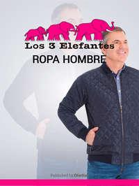 Los 3 elefantes ropa hombre