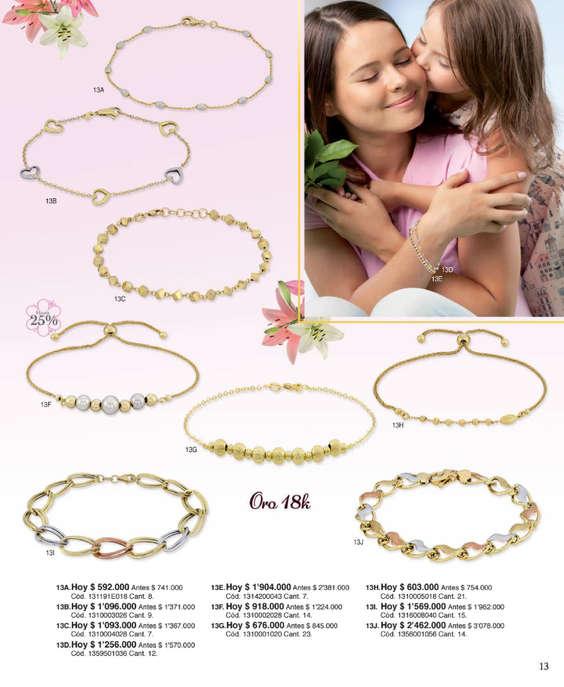 b609a7d8512a Comprar Pulseras de oro en Medellín - Tiendas y promociones - Ofertia