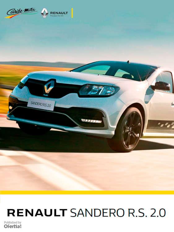 Ofertas de Caribe Motors, Renault Sandero