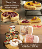 Ofertas de Don Jacobo, Cheesecakes
