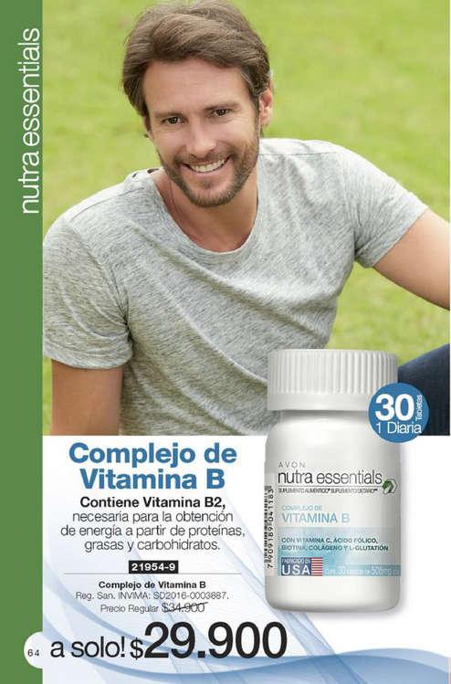cfa83900e8 Comprar Vitamina b en Cali - Tiendas y promociones - Ofertia