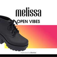 Melissa open vibes