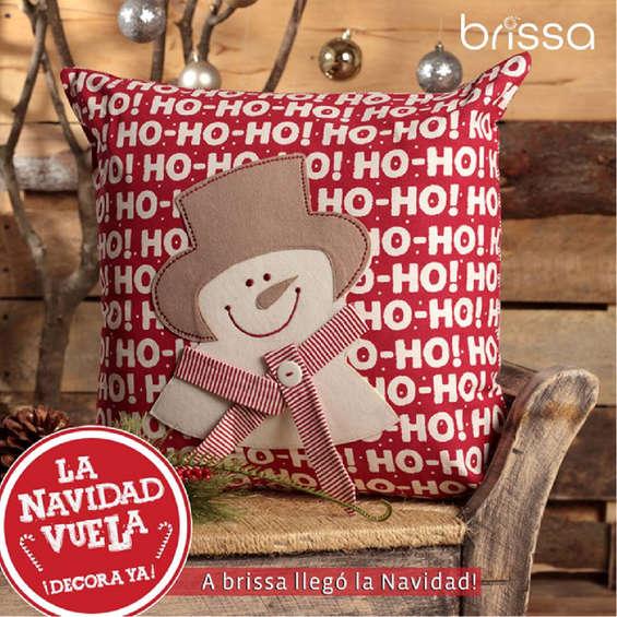 Ofertas de Brissa, La Navidad vuela ¡Decora ya! - A Brissa llegó la Navidad