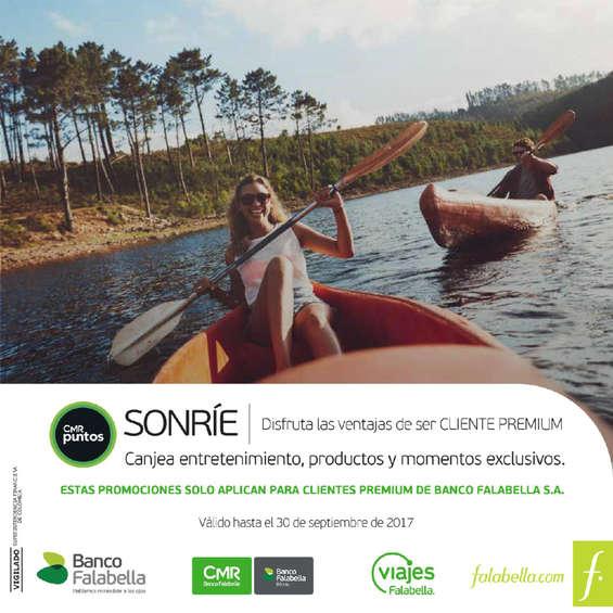 Ofertas de Falabella, Catálogo Cliente Premium - Septiembre 2017