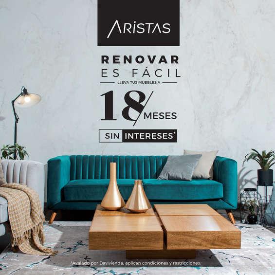 Ofertas de Aristas, Aristas Aniversario