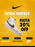 Ofertas de Nike Store, Estilo Vintage