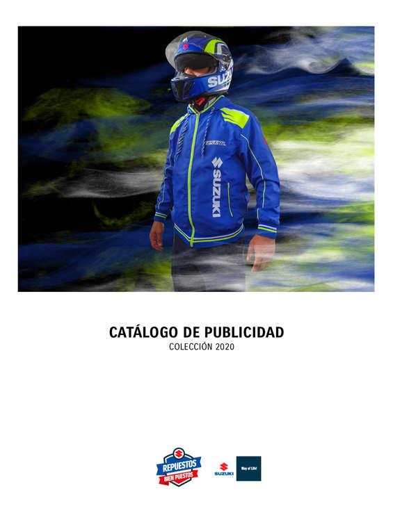 Ofertas de Suzuki Motos, Catálogo De Publicidad Colección 2020