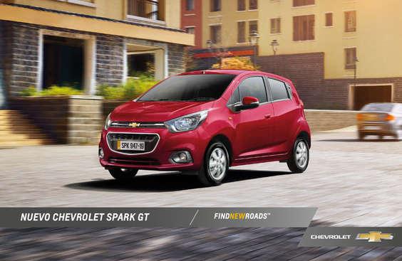 Ofertas de Continautos, Nuevo Chevrolet Spark GT