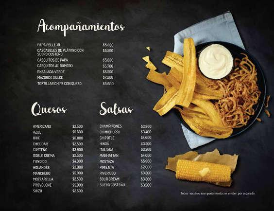 Ofertas de El Corral Gourmet, el Lugar de Las Hamburguesas- Menú
