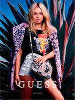 Ofertas de Guess, Catálogo Guess Fall 2017