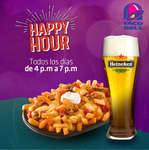Ofertas de Taco Bell, Happy Hour