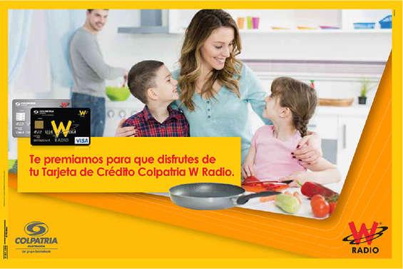 Ofertas de Colpatria, Catálogo Colpatria W Radio