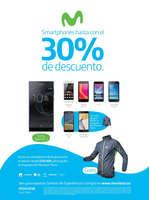 Ofertas de Movistar, Smartphones hasta con el 30% de descuento