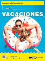 Ofertas de Éxito, Días de Vacaciones