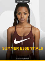Ofertas de Nike Store, Summer Essentials