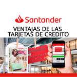 Ofertas de Banco Santander, Santander ventajas tc