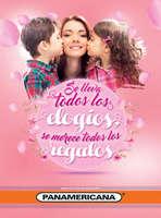 Ofertas de Librería Panamericana, Catálogo Mes de las Madres