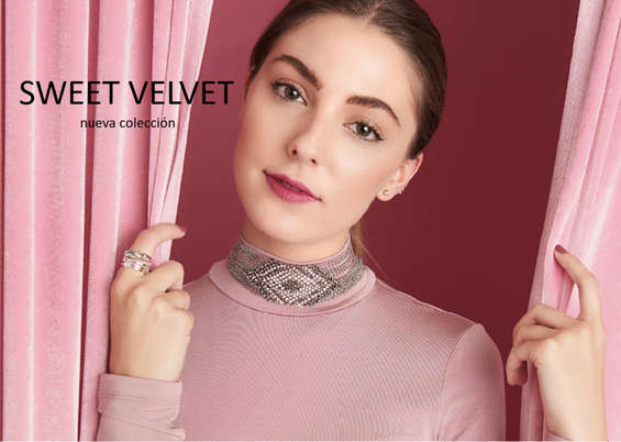 Ofertas de DoiT, Nueva colección - Sweet Velvet