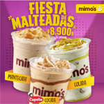 Ofertas de Helados Mimos, Malteadas