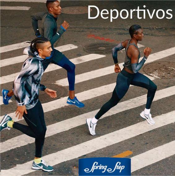 Ofertas de Spring Step, Deportivos