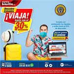 Ofertas de Expresos Brasilia, Viaja con descuento