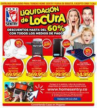 Liquidación de Locura - Descuentos hasta el 60% con todos los medios de pago