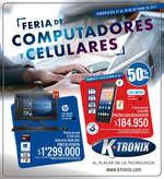 Ofertas de KTronix, Feria de Computadores y Celulares - Bogotá